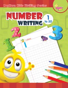 Writing Series : Number Writing 1 to 50