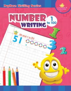 Writing Series : Number Writing 1 to 100