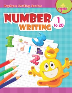 Writing Series : Number Writing 1 to 20