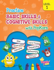 Junior KG : Practice Basic Skills & Cognitive Skills