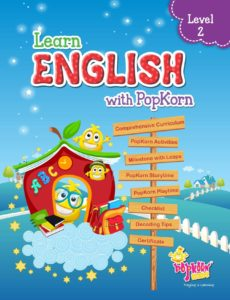 Senior KG : Learn English