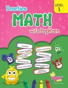 Junior KG : Practice Math