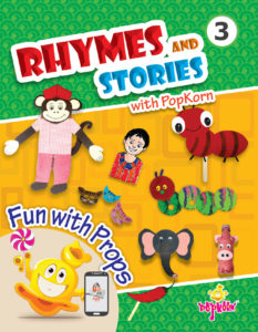 Rhymes & Stories : Part-3