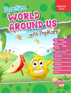 Nursery : Learn World Around Us