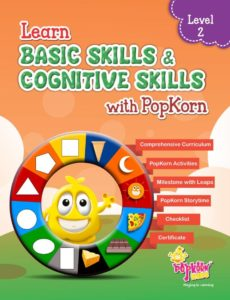 Senior KG : Learn Basic Skills & Cognitive Skills