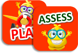 Play & Assess : Basic and Cognitive Skills
