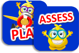 Play & Assess : English
