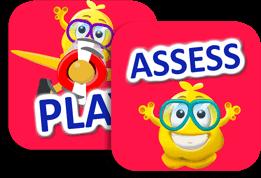 Play & Assess : Math