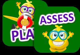 Play & Assess : Word Around Us